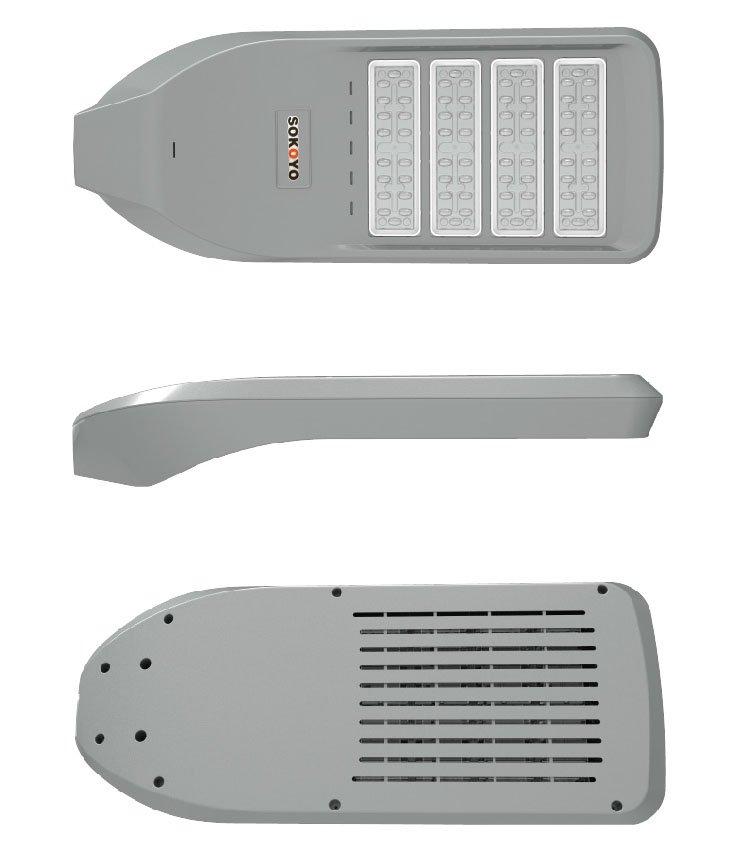 High power 180w 200w 240w watt outdoor led module street light