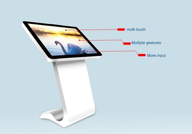 floor standing monitor kiosk-4