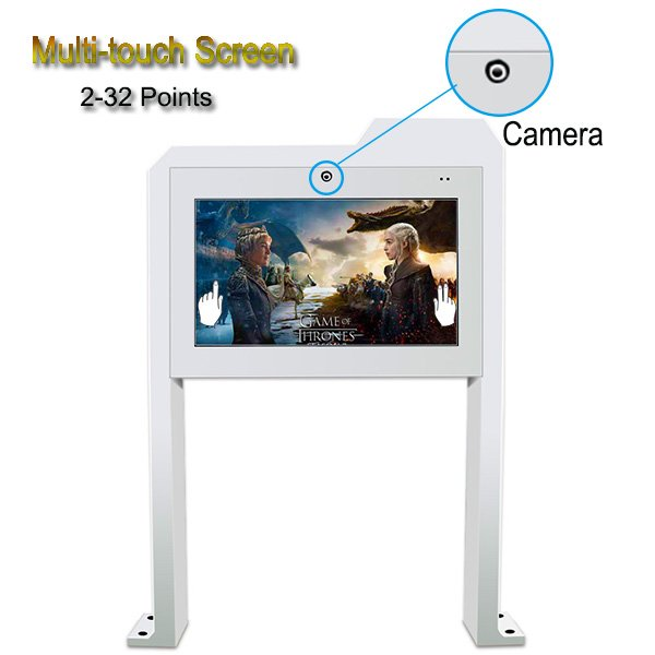 outdoor multi touch screen display