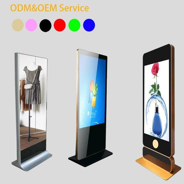 stand alone digital signage manufacturer