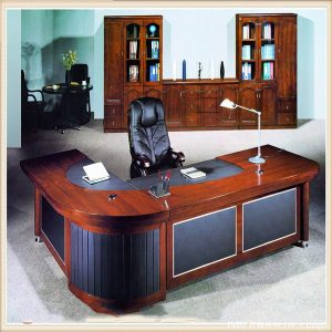 Melamine Wooden Office Furniture Modern