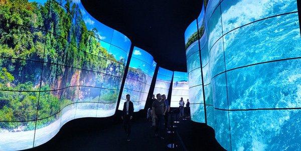 Thị trường TV OLED 2018 tăng trưởng mạnh mẽ
