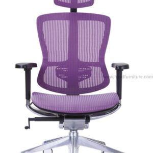 Mesh Executive Chair with headrest and armrest