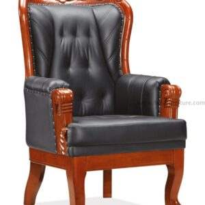 Traditional conference chair