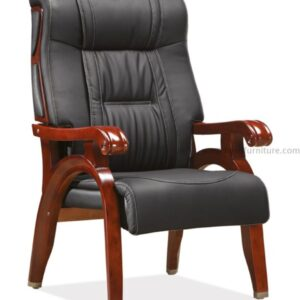 solid wood armchairs big conference chair