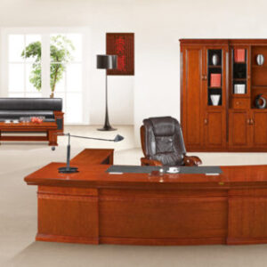 executive table solid wood