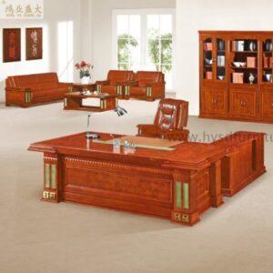 modern wooden executive table