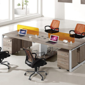 modern compound table;staff table