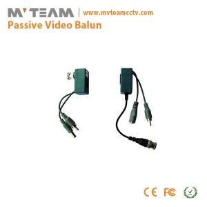1 Channel UTP Video Balun With audio 12V DC transmission(MVT-213CT&DR)