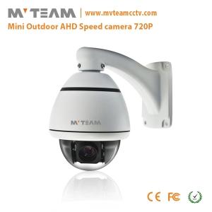 10X optical 720P 1080P outdoor mini-dome camera IP66 MVT AHO4