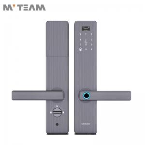 Door Safety Lock Best Tech Smart Fingerprint House Entrance Door Locks with Beep Alarm
